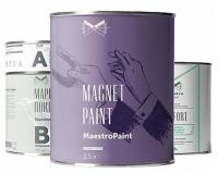 Магнитно - Маркерный комплект Maestro 5 кв.м.