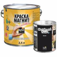 Магнитно - Грифельный комплект MagPaint на 5 кв.м.