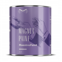 Магнитная краска MaestroPaint