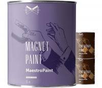 Магнитно - Грифельный комплект Maestro на 10 кв.м.